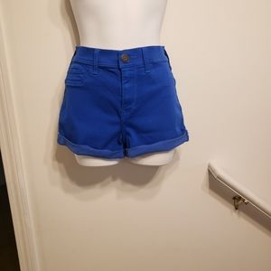 Hollister size 3 high rise shorts